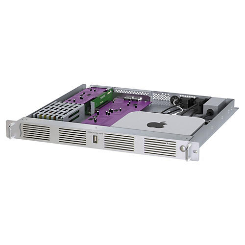 Sonnet xMac mini Server PCIe 2.0 Expansion System/1U Rackmount Enclosure for Mac mini w/ Thunderbolt Ports