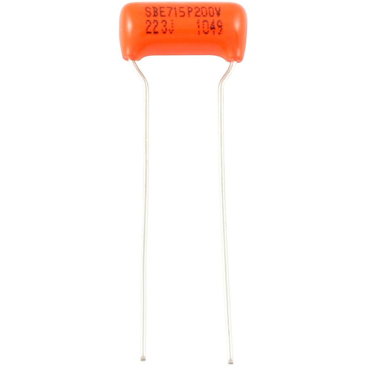 Allparts .022 MFD Orange Drop Capacitors (3 pieces)