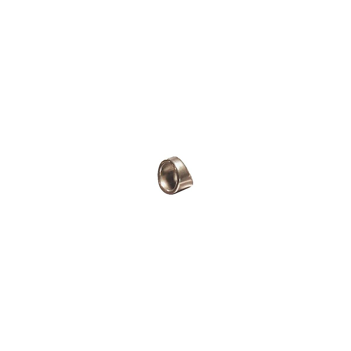 Peaceland Guitar Ring .75in Stainless Steel Guitar Ring Slide