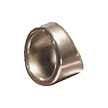 Peaceland Guitar Ring .75in Stainless Steel Guitar Ring Slide
