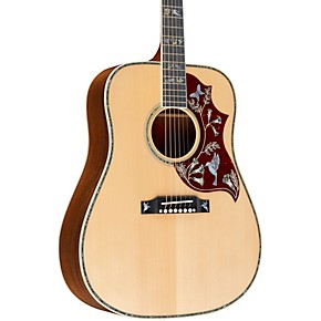 2019 Hummingbird Custom Mahogany Limited Run Acoustic-Electric Guitar Antique Natural