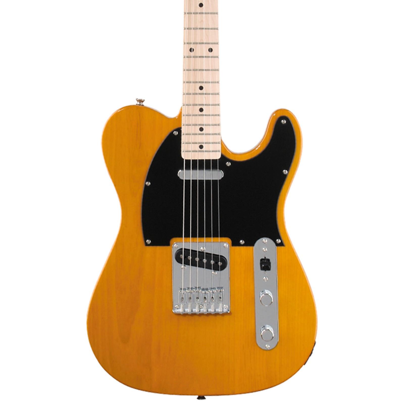 Fender Squier Affinity Series Telecaster MN Black