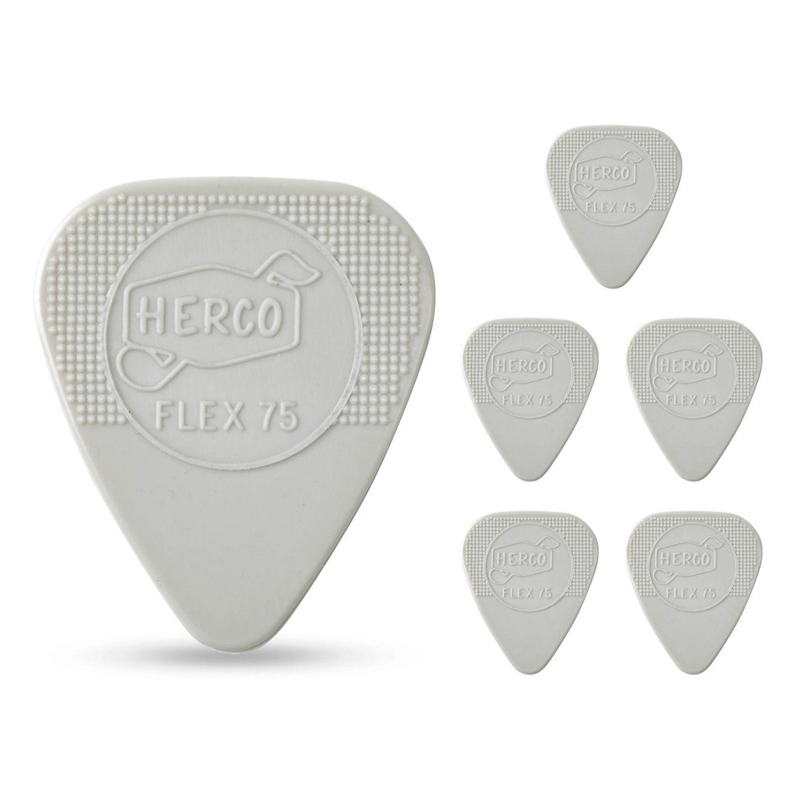 36-Pack Dunlop HEV211R Herco Vintage /'66 Heavy Gauge Guitar Picks