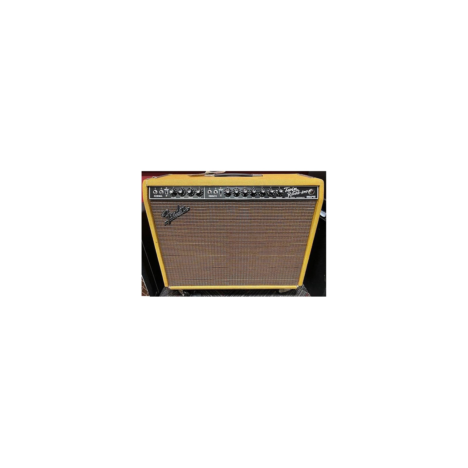 LIMITED EDITION '65 TWIN REVERB Tube Guitar Combo Amp