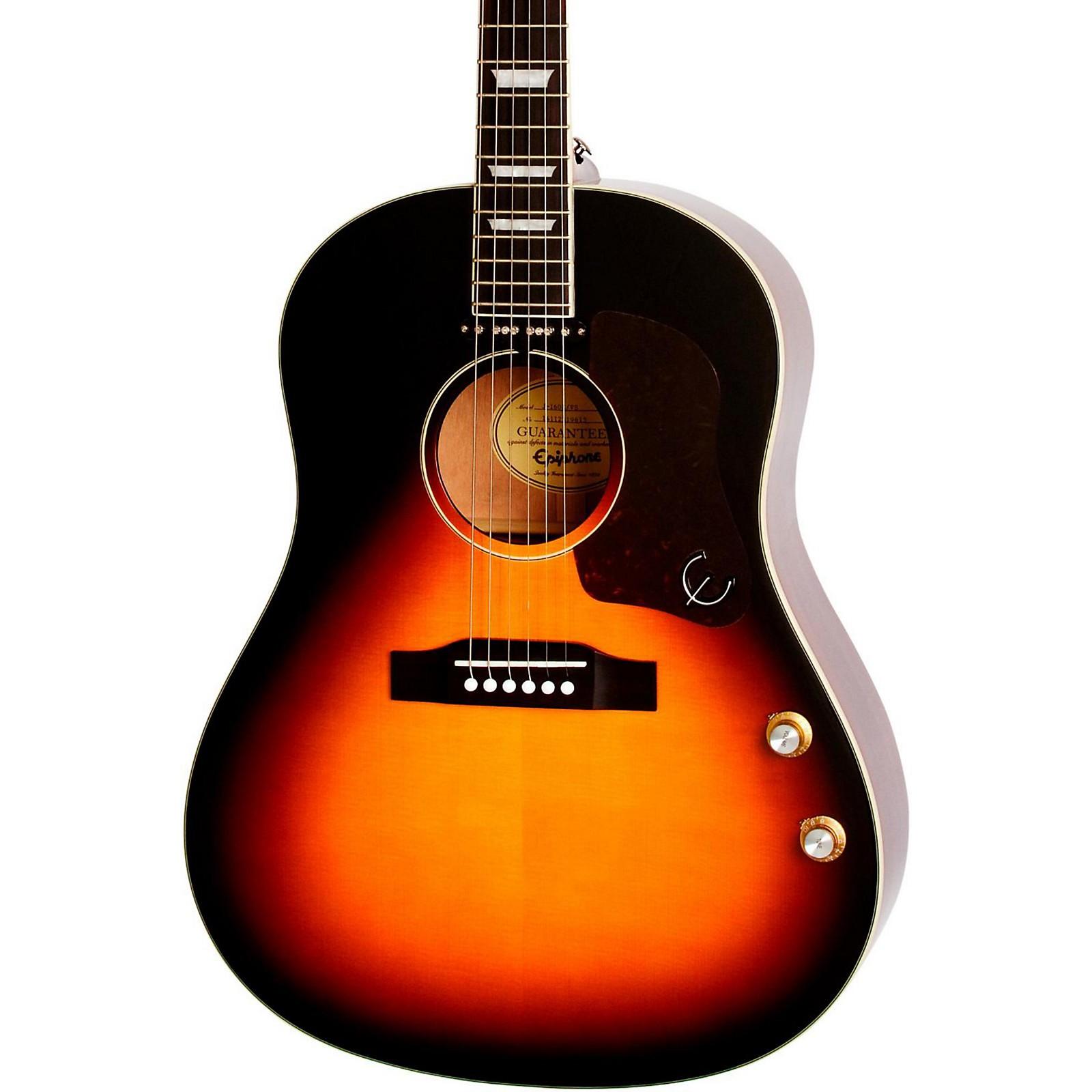 Epiphone Limited Edition EJ-160E Acoustic-Electric Guitar Vintage