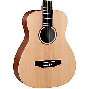 X Series LX1 Little Martin Acoustic Guitar Natural