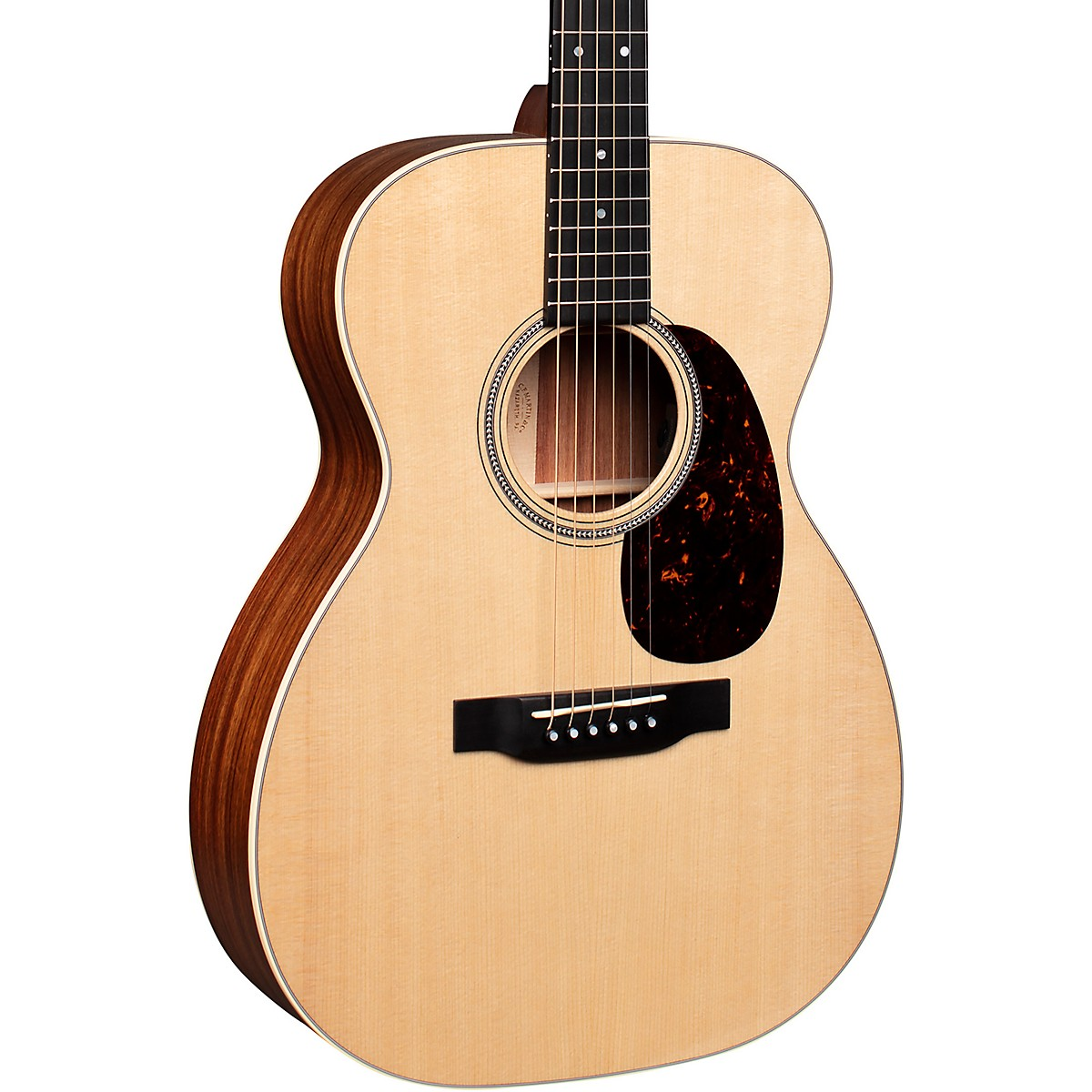 Martin 00-16E 16 Series with Granadillo Parlor Acoustic-Electric Guitar
