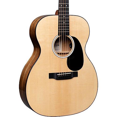 Martin 000-12E Road Series KOA Fine Veneer Auditorium Acoustic-Electric Guitar
