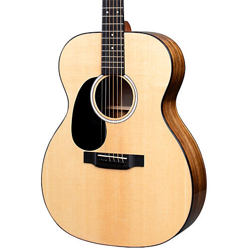 Martin 000-12EL Road Series KOA Fine Veneer Auditorium Left HandedAcoustic-Electric Guitar