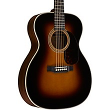 000-28 Eric Clapton Signature Auditorium Acoustic Guitar Sunburst