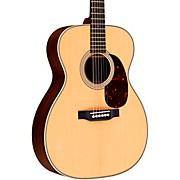 000-28 Modern Deluxe Auditorium Acoustic Guitar Natural