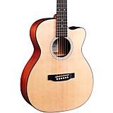 Martin 000 Jr-10E Auditorium Cutaway Acoustic-Electric Guitar Natural