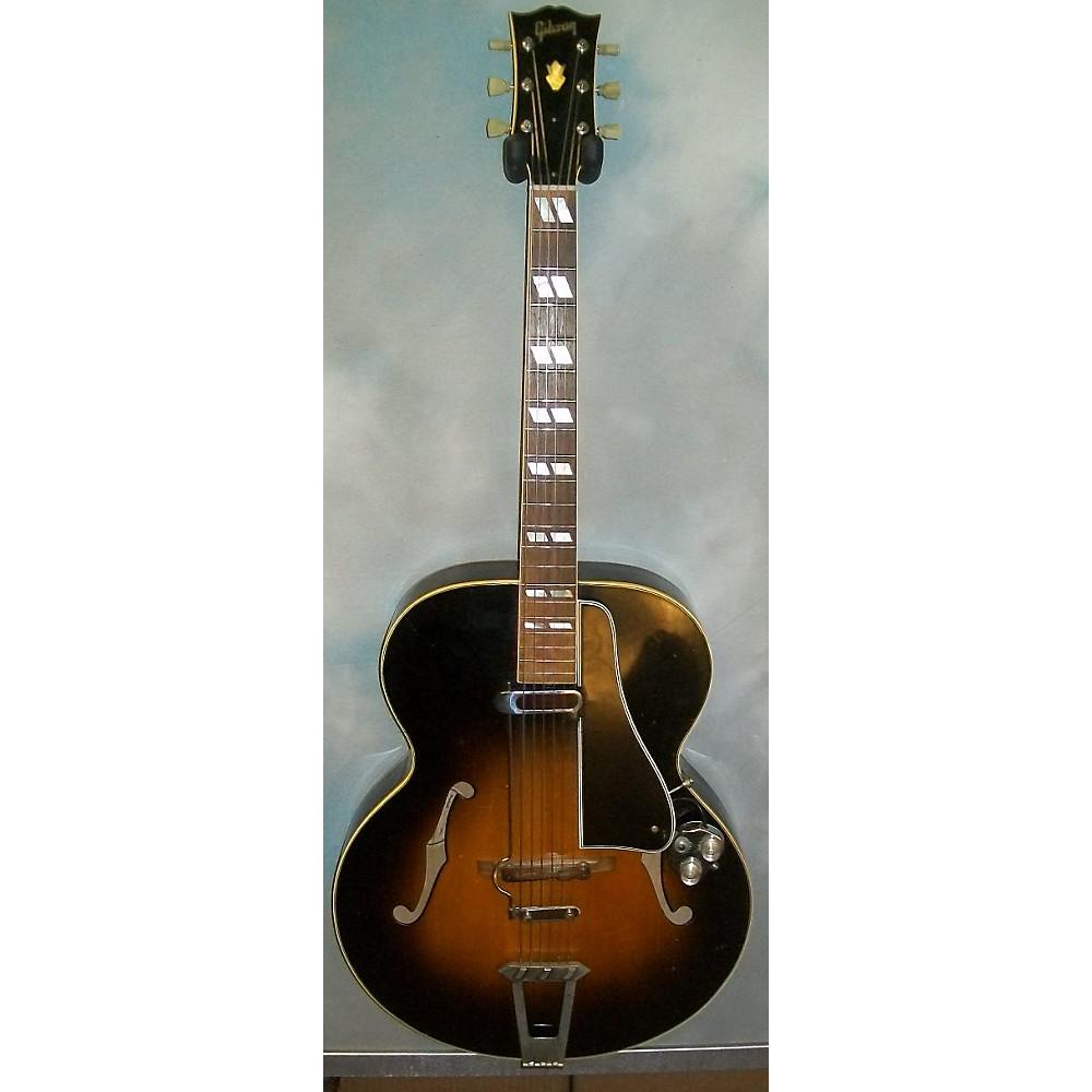 Gibson 1949 L-7 Sb Acoustic Guitar 2 Color Sunburst