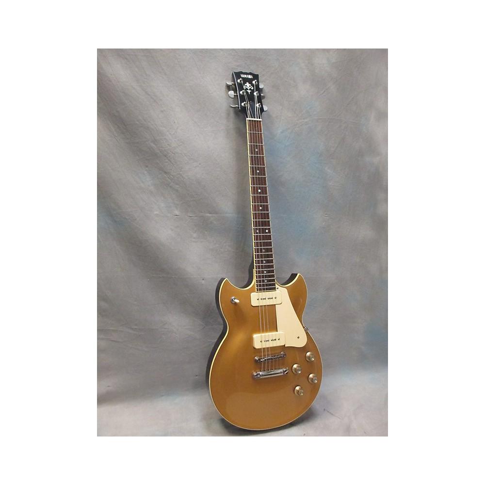 Yamaha SG1802 Solid Body Electric Guitar Gold Top 113252039
