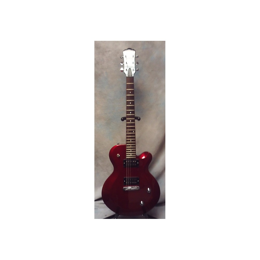 Yamaha AES420 Solid Body Electric Guitar Red 113421690