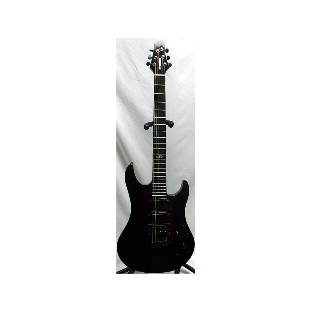 Yamaha RGXTT Solid Body Electric Guitar Crimson Red Burst 113640700