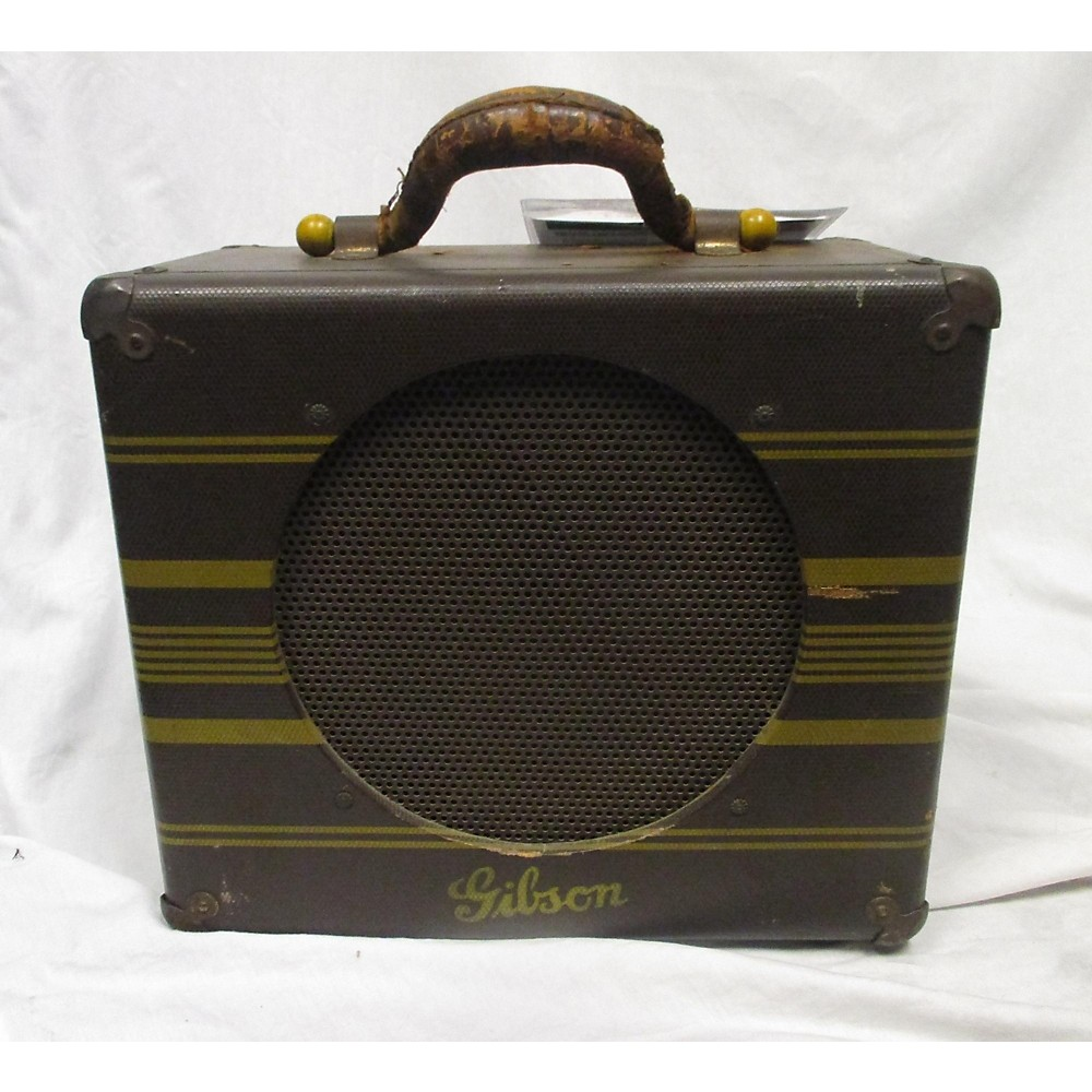 Amps And Effects Brand Gibson Is A Music Equipment Gss 100 Wiring Diagram 1940s Eh Tube Guitar Combo Amp