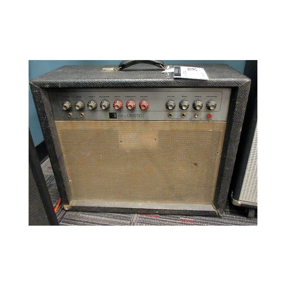 Amps And Effects Brand Gibson Is A Music Equipment Gss 100 Wiring Diagram 64999 More Details 1967 50 Guitar Combo Amp