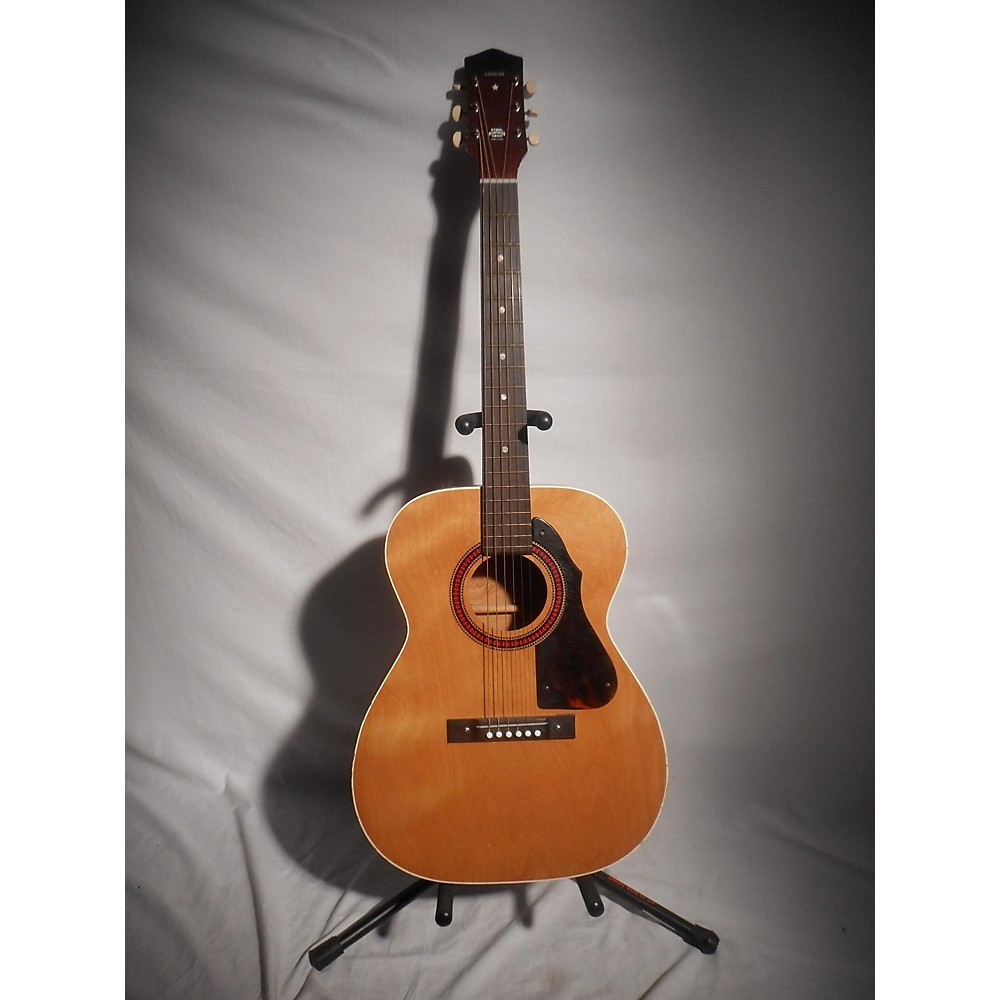 HARMONY 1970s ACOUSTIC Acoustic Guitar Natural (114021675) photo