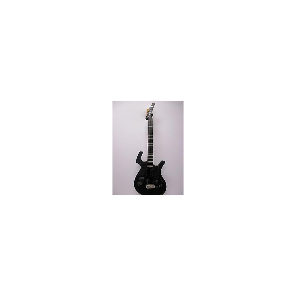 Parker Guitars P40 Solid Body Electric Guitar Black 114082053