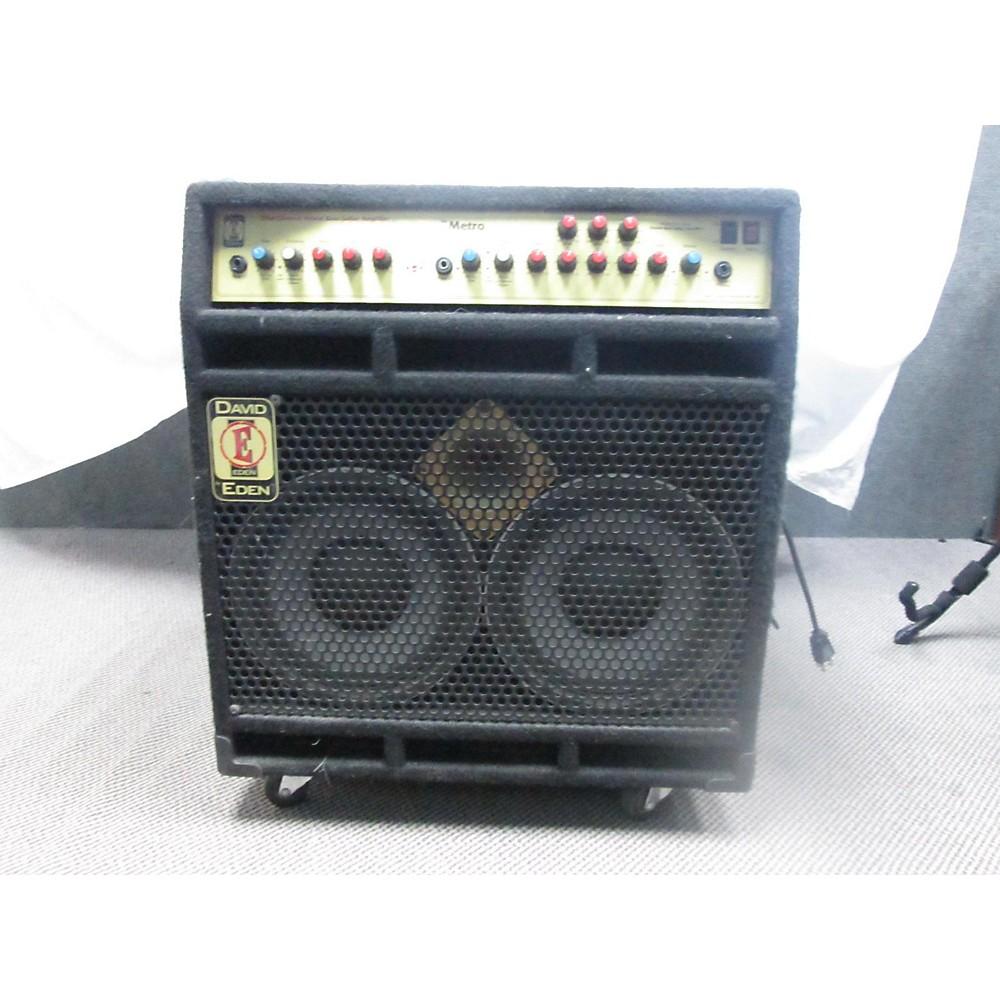 Eden 2000 METRO Bass Combo Amp 114153743