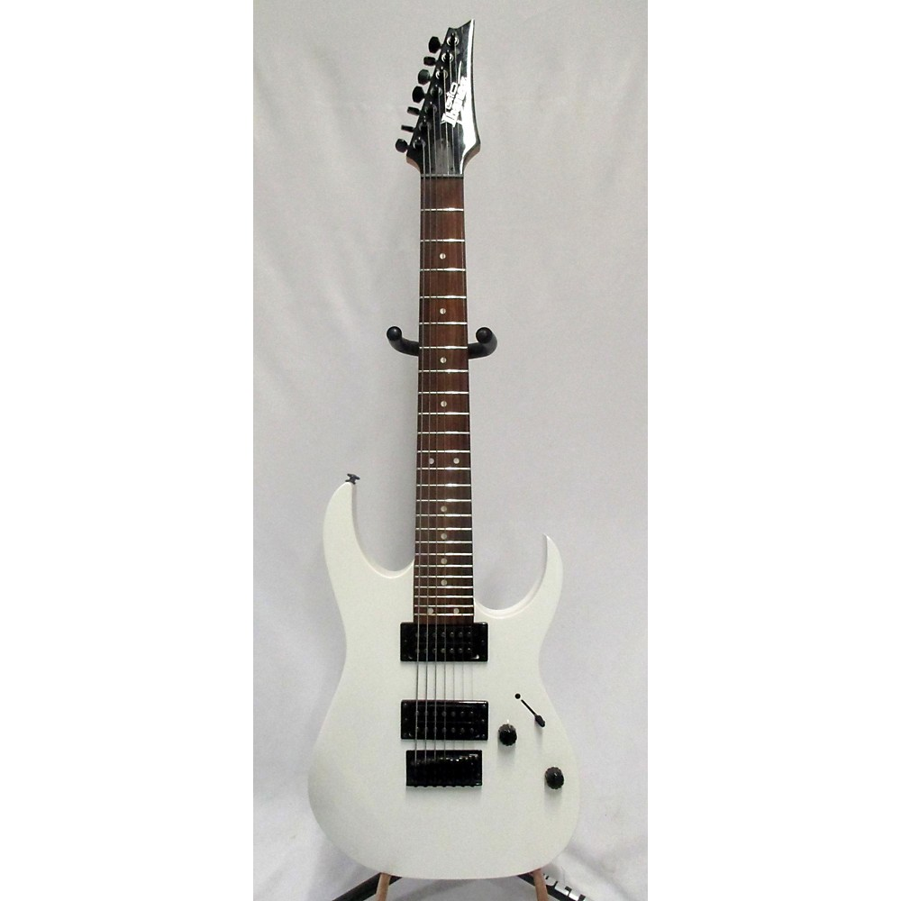 Ibanez GRG7221 Solid Body Electric Guitar White 114176068
