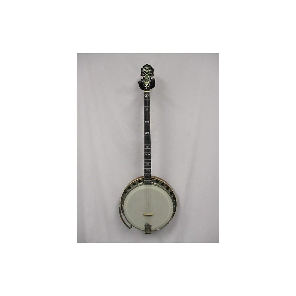 Paramount 1920s STYLE C Banjo Silver 114296369