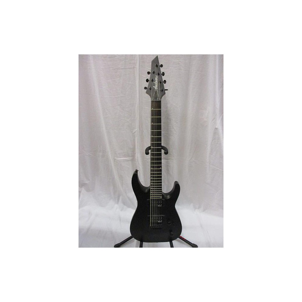 Jackson JS22-7 Dinky 7 String Solid Body Electric Guitar Black 114301232