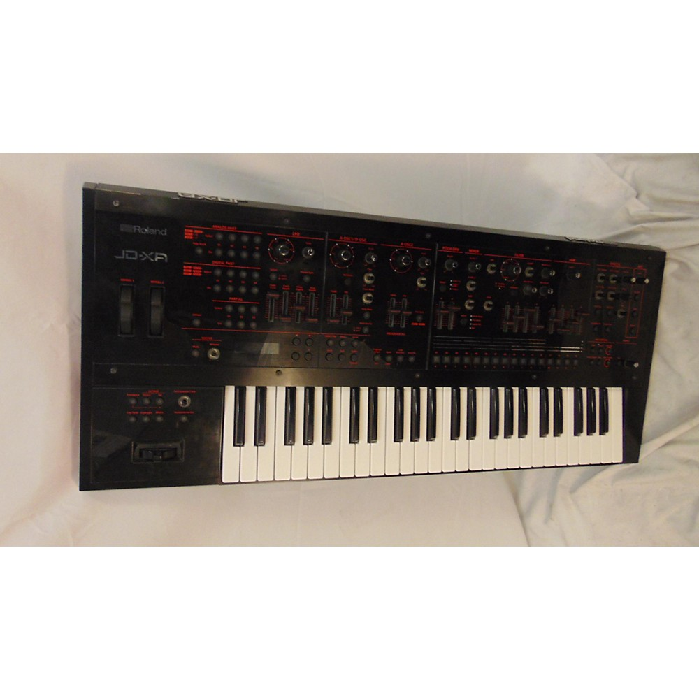 Roland Jd Xa Keyboard Workstation
