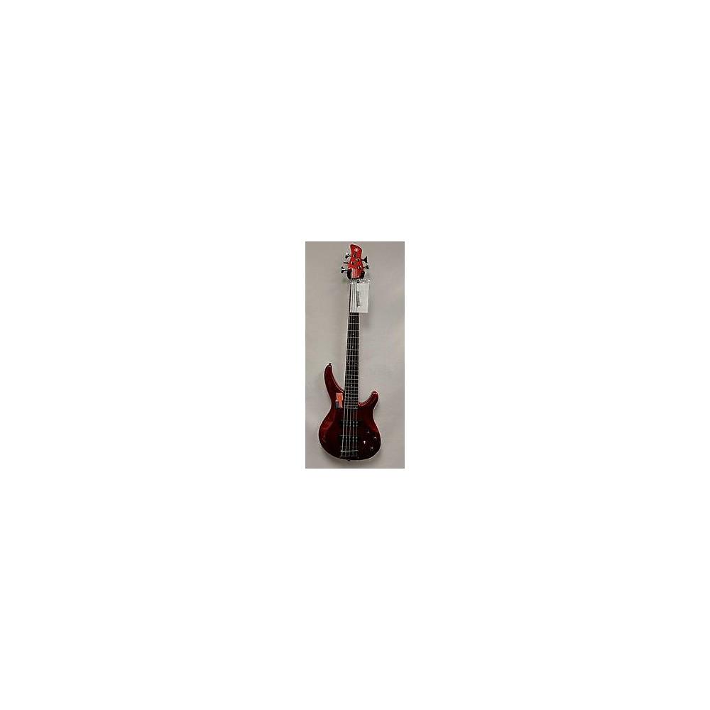 Yamaha TRBX305 Electric Bass Guitar Metallic Red 114317097