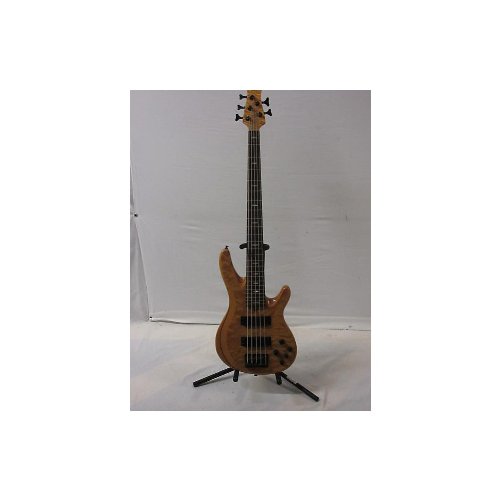 Yamaha TRB1005 Electric Bass Guitar Quilted Maple 114350602