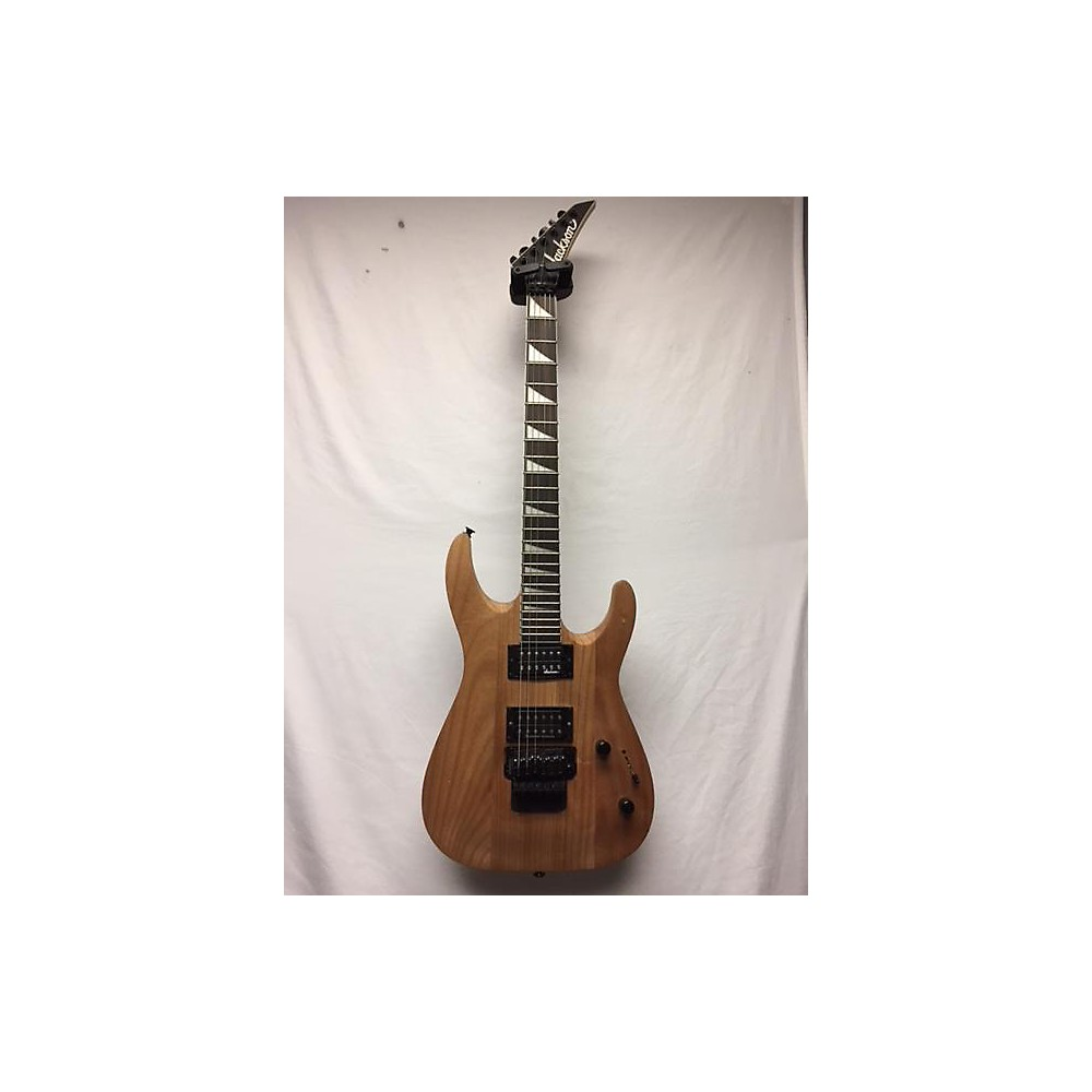 Jackson JS32 Dinky Solid Body Electric Guitar Natural 114355057
