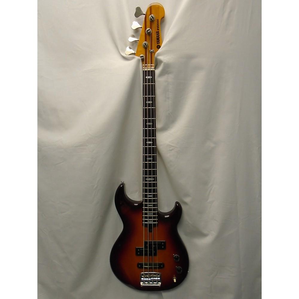 Yamaha 1980s BB2000 Electric Bass Guitar Cherry Burst 114434622