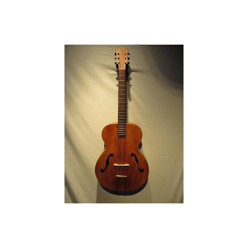 HARMONY 1960s P4 Acoustic Guitar Natural (114476317) photo