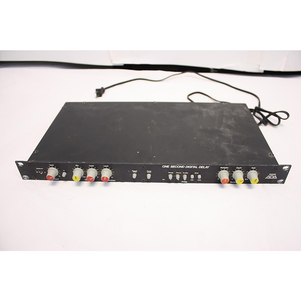 Ada Signal Processors S1000 One Second Digital Delay Effects Processor