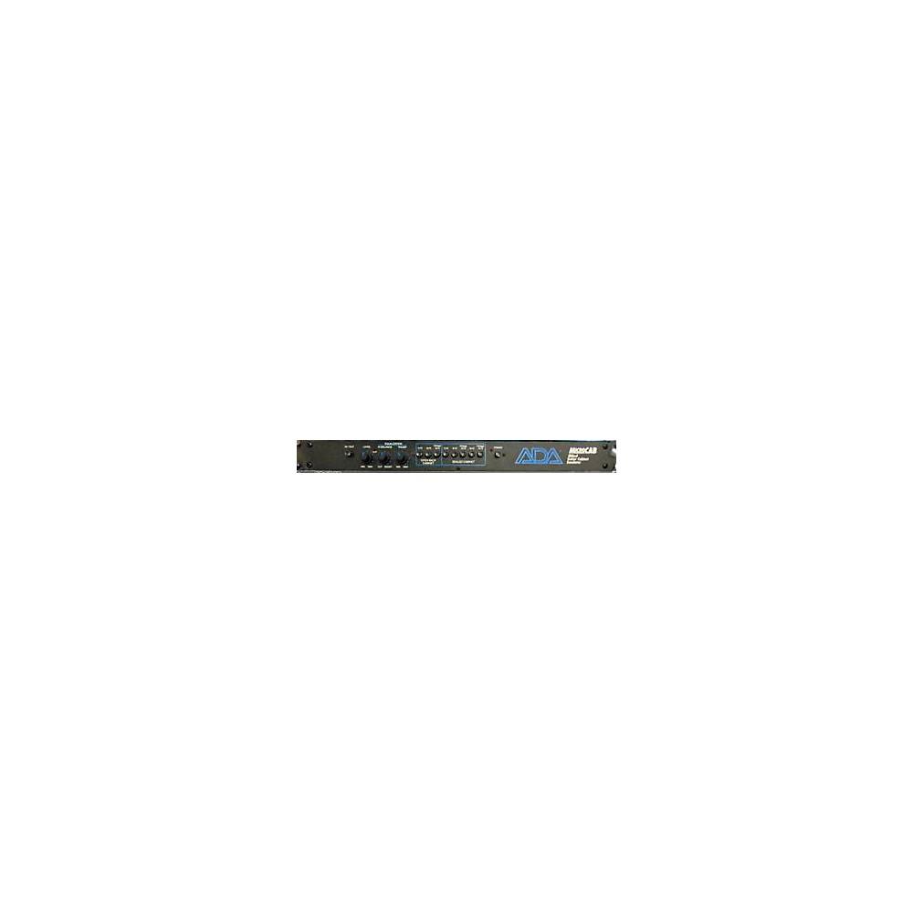 Ada Signal Processors Microcab Miked Guitar Cabinet Emulator Exciter