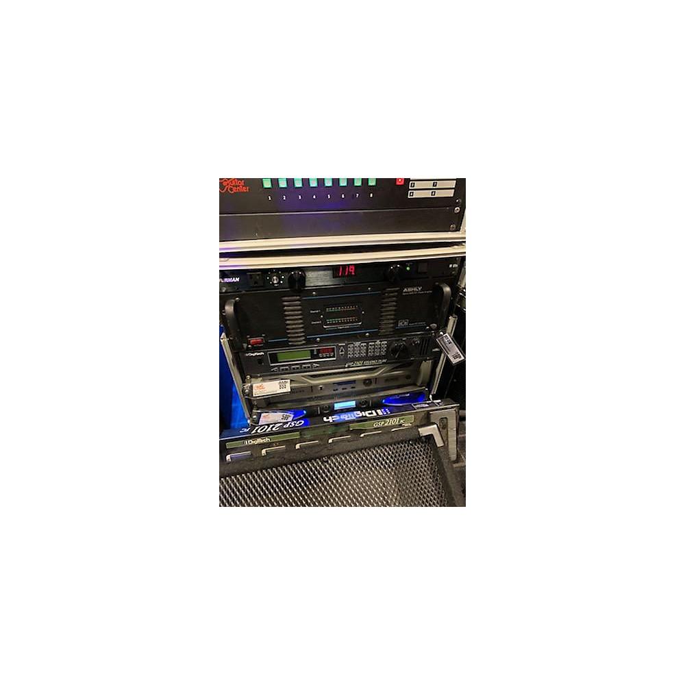 Ashly Audio Mos Fet Power Amp