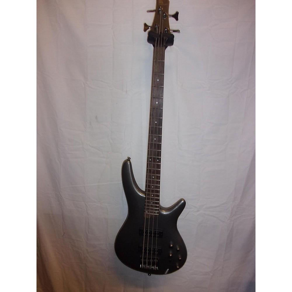 Ibanez 2010S Sr300e Electric Bass Guitar Silver