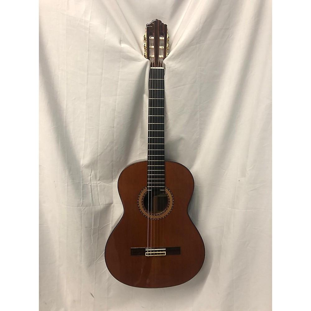 Used 2010S Almansa 461 Natural Classical Acoustic Guitar Natural
