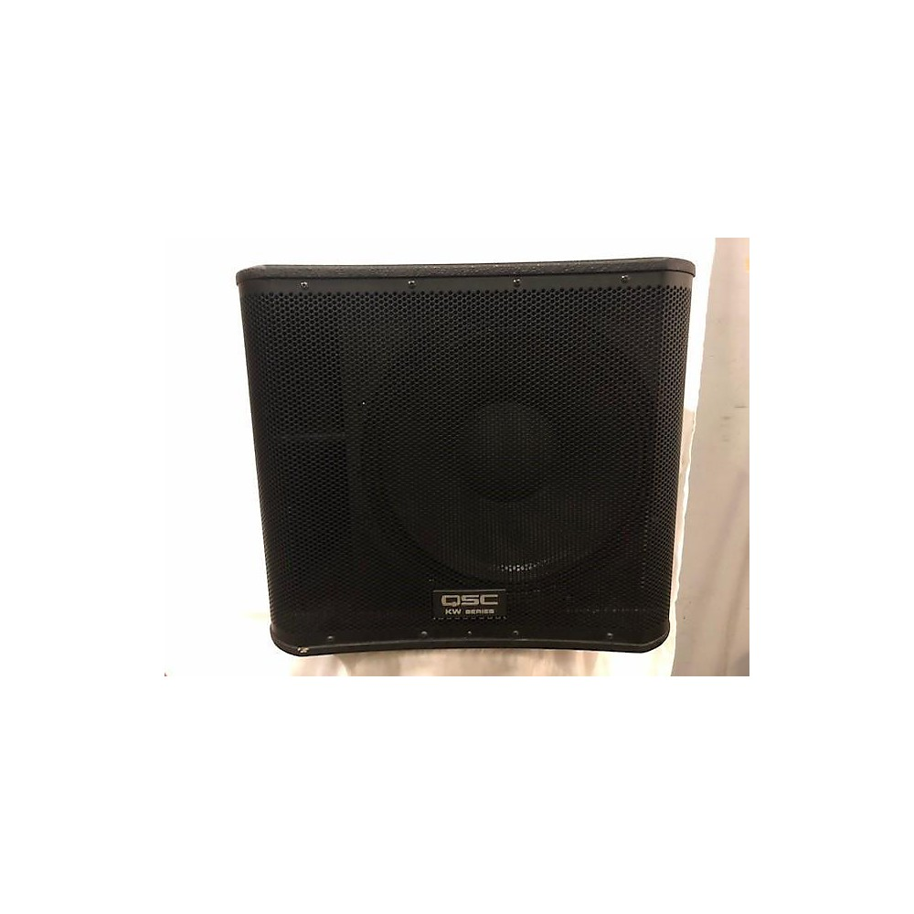 Qsc 2010S Kw181 1000W Powered Subwoofer