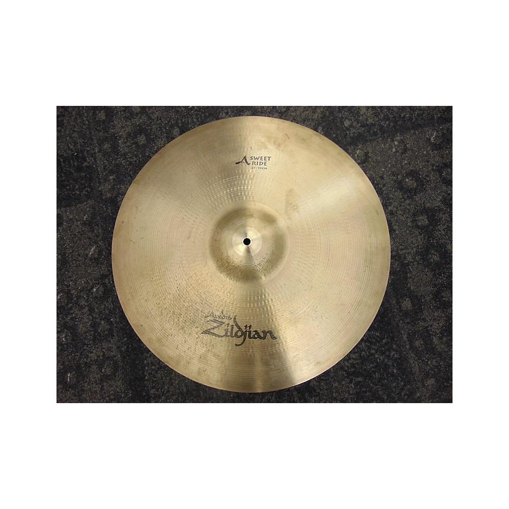 Zildjian 2010S 21In A Series Sweet Ride Cymbal  41