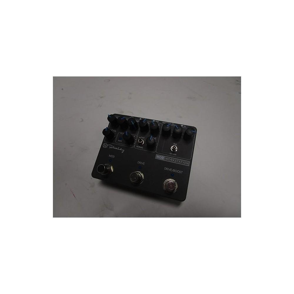 Keeley Modulation Workstation Effect Pedal