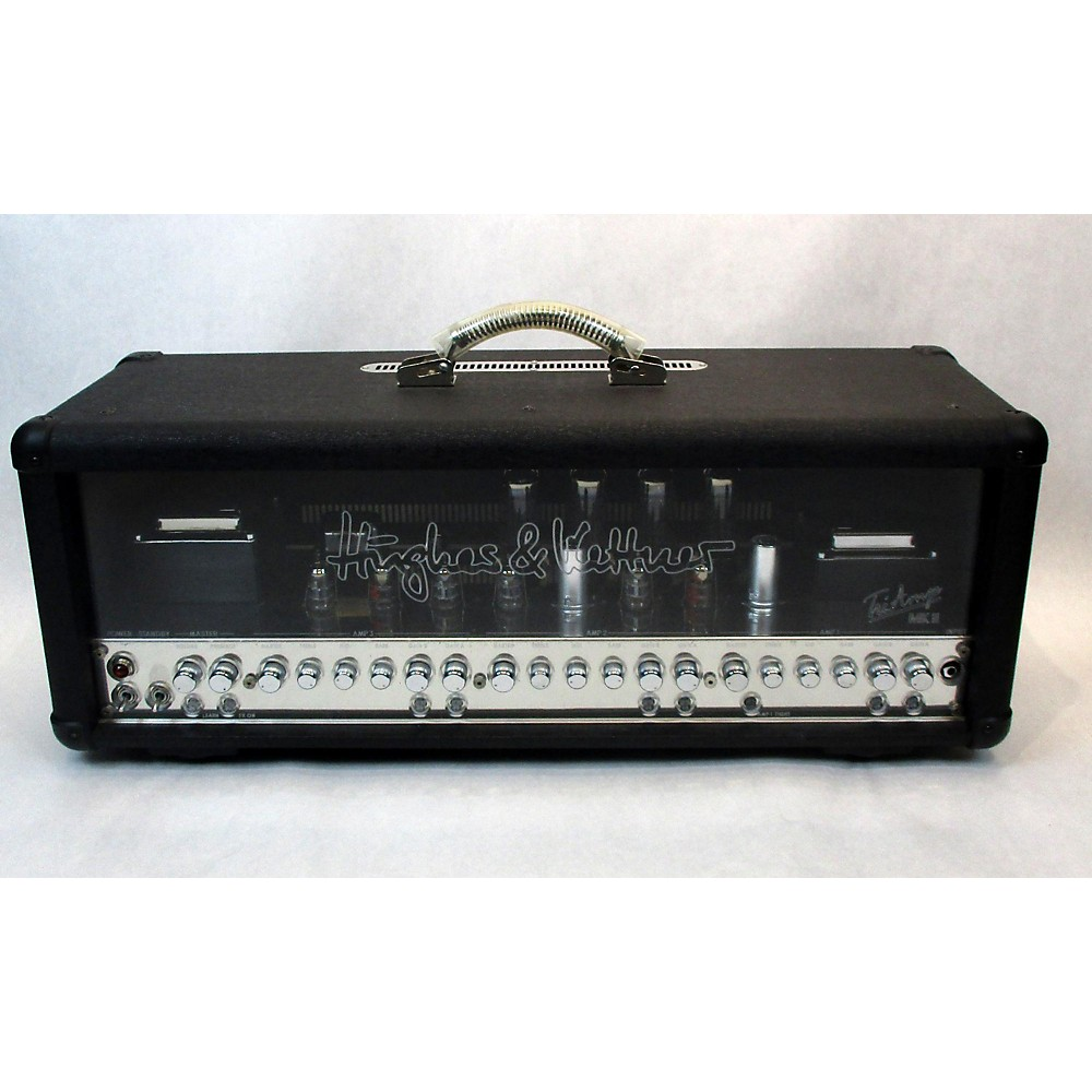 Hughes & Kettner Triamp Mkii 100W Tube Guitar Amp Head (115779236) photo