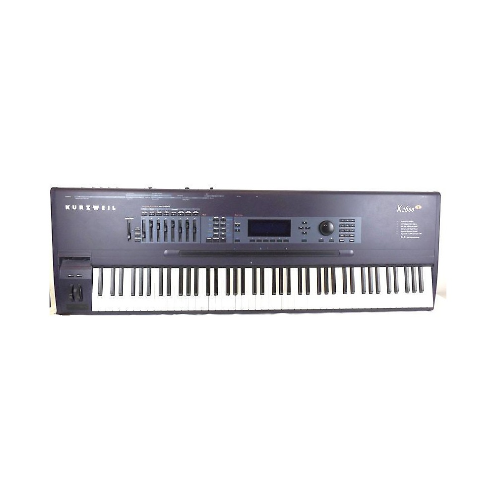 Kurzweil K2600xs Keyboard Workstation