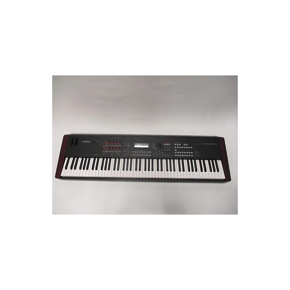 Yamaha 2018 Moxf8 88 Key Keyboard Workstation