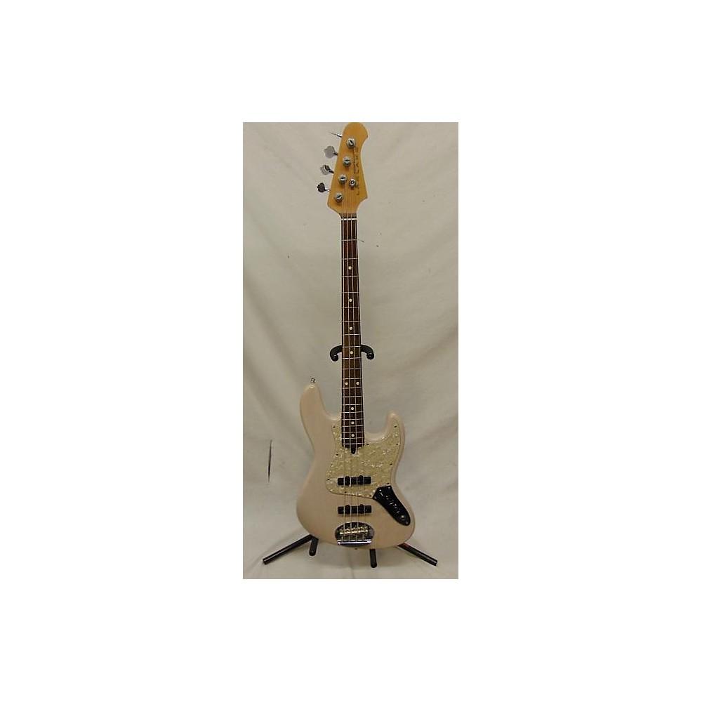 Lakland 44-60 Skyline Series Electric Bass Guitar Trans White -  115931960