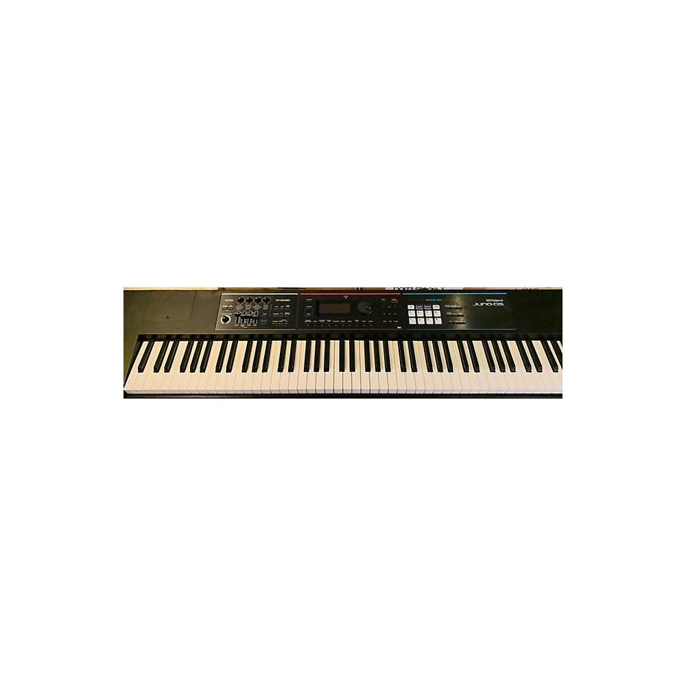 Roland Junods Keyboard Workstation