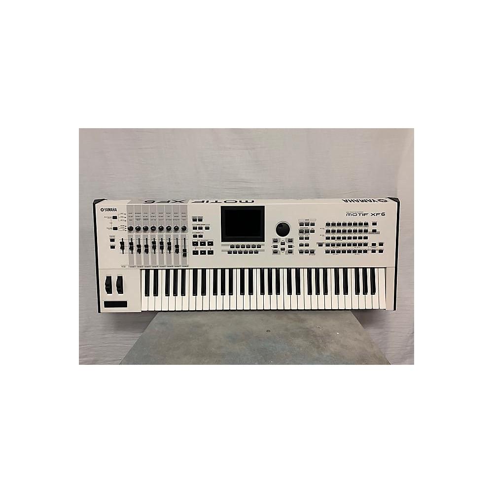 Yamaha Motif Xf6 61 Key Special Edition Keyboard Workstation