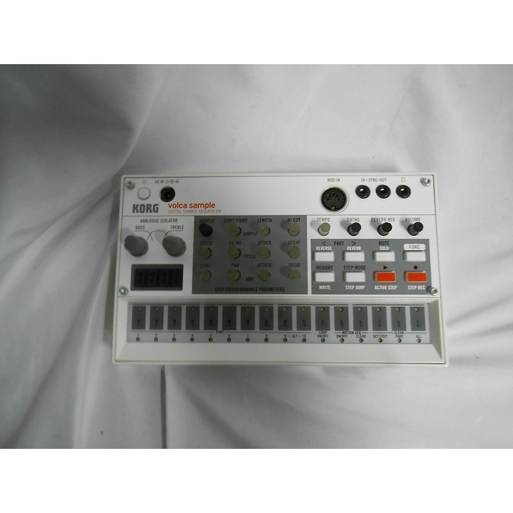Korg Volca Sample Synthesizer