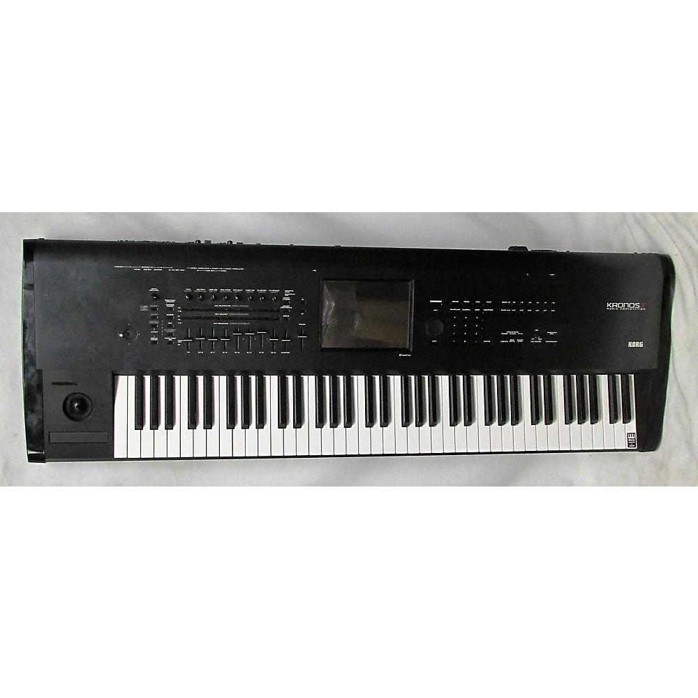 Korg 2017 Kronos X73 73 Key Keyboard Workstation